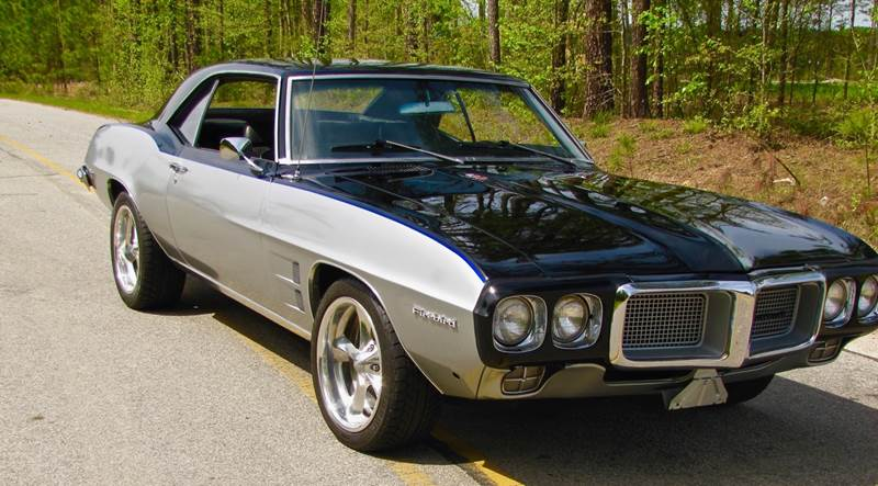 1969 Pontiac Firebird SOLD SOLD SOLD