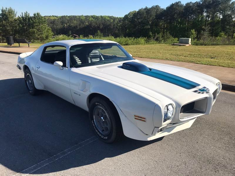 1972 Pontiac Firebird Trans Am