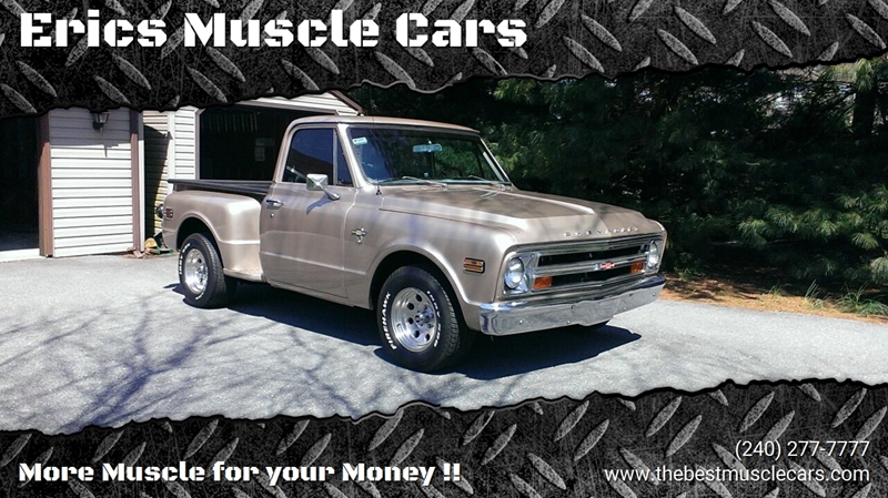 Best Muscle Cars For Sale In America Erics Muscle Cars