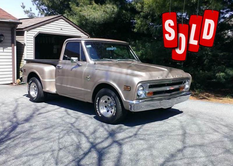1967 Chevrolet CK 10  SOLD SOLD SOLD