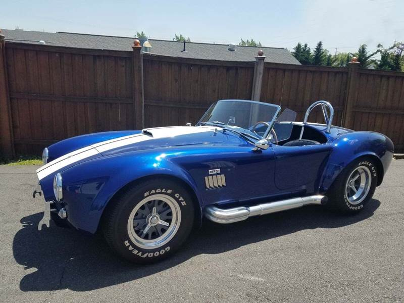 1966 Shelby Cobra SOLD SOLD SOLD