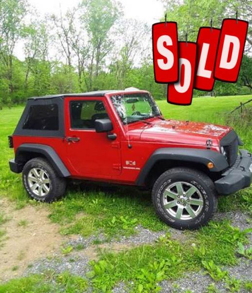 2009 Jeep Wrangler SOLD SOLD SOLD