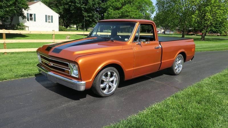 1968 Chevrolet CK10