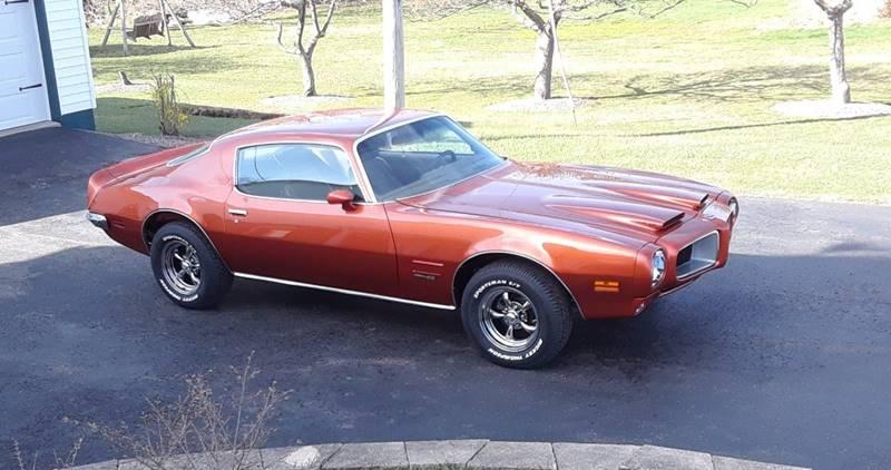 1970 Pontiac Firebird SOLD SOLD SOLD