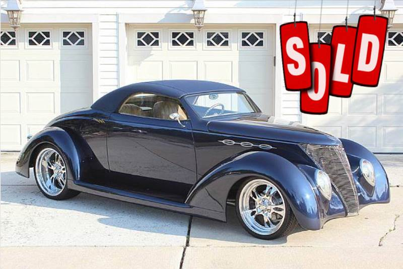 1937 Ford Oze Street Rod SOLD SOLD SOLD