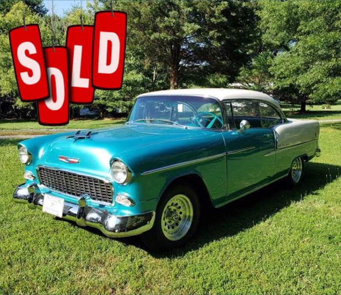 1955 Chevrolet Bel Air SOLD SOLD SOLD