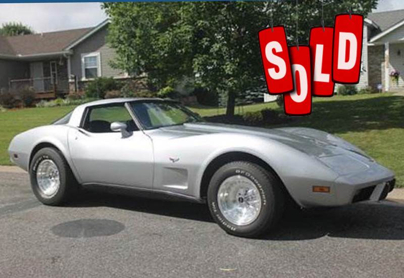 1979 Chevrolet Corvette SOLD SOLD SOLD