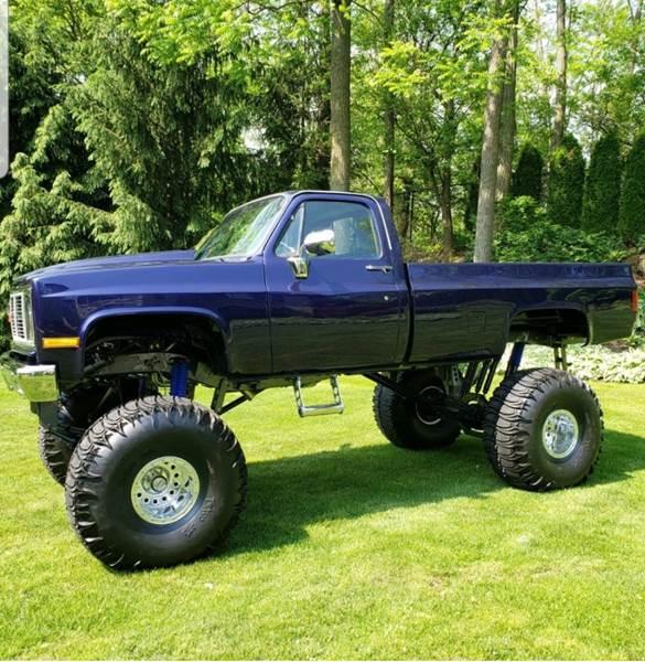 1987 GMC K20
