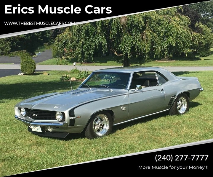 1969 Chevrolet Camaro SS SOLD SOLD SOLD