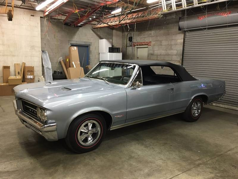 1964 Pontiac GTO SOLD SOLD SOLD
