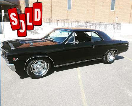 1967 Chevrolet Chevelle for sale in Clarksburg, MD