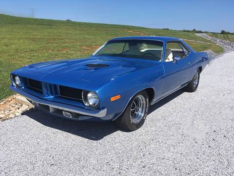1972 Plymouth Barracuda for sale in Clarksburg, MD