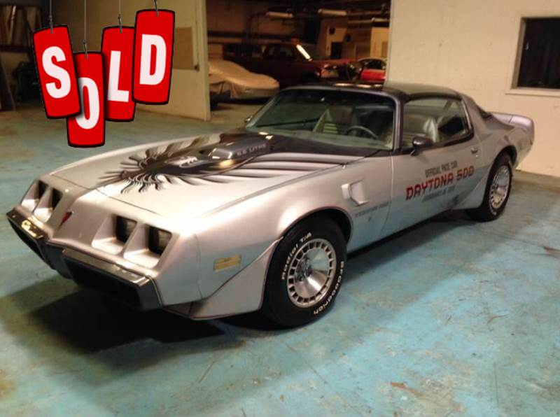 1979 Pontiac Trans Am SOLD SOLD SOLD