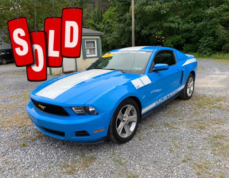 2010 Ford Mustang SOLD SOLD SOLD