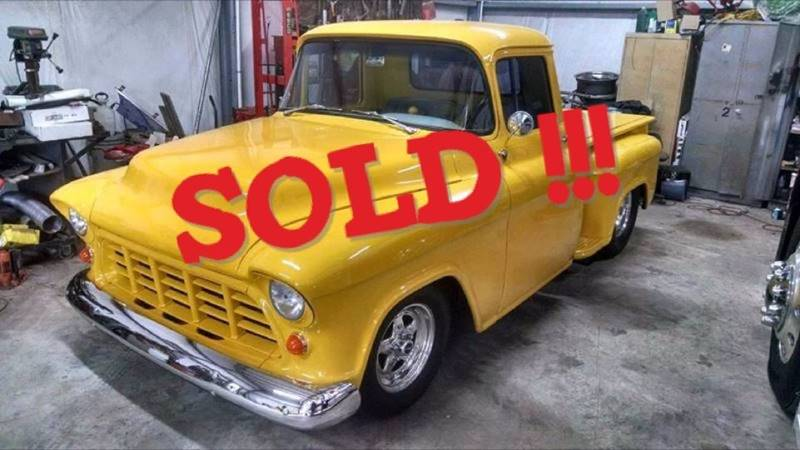 1957 Chevrolet C10 SOLD SOLD SOLD