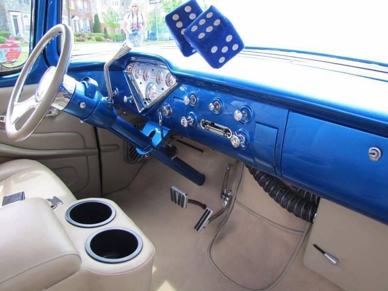 1955 Chevrolet 150 for sale at The Best Muscle Cars in Clarksburg MD