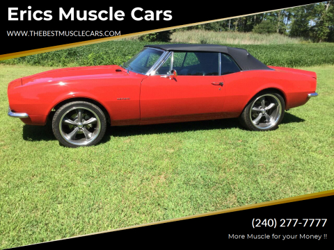 Classic Cars For Sale In Maryland Carsforsale Com