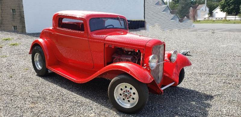 1932 Ford Streetrod