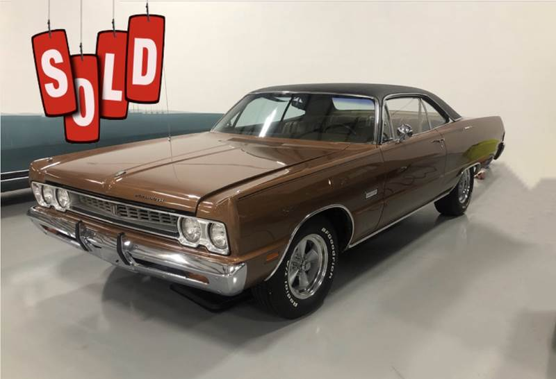 1969 Plymouth Sport Fury SOLD SOLD SOLD