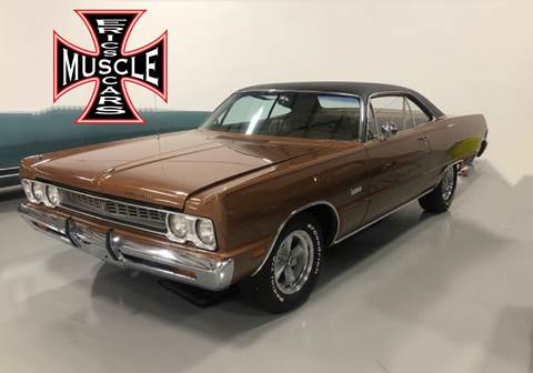 1969 Plymouth Sport Fury for sale in Clarksburg, MD