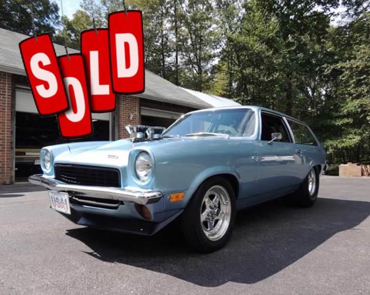 1973 PRO STREET Chevrolet Vega SOLD SOLD SOLD