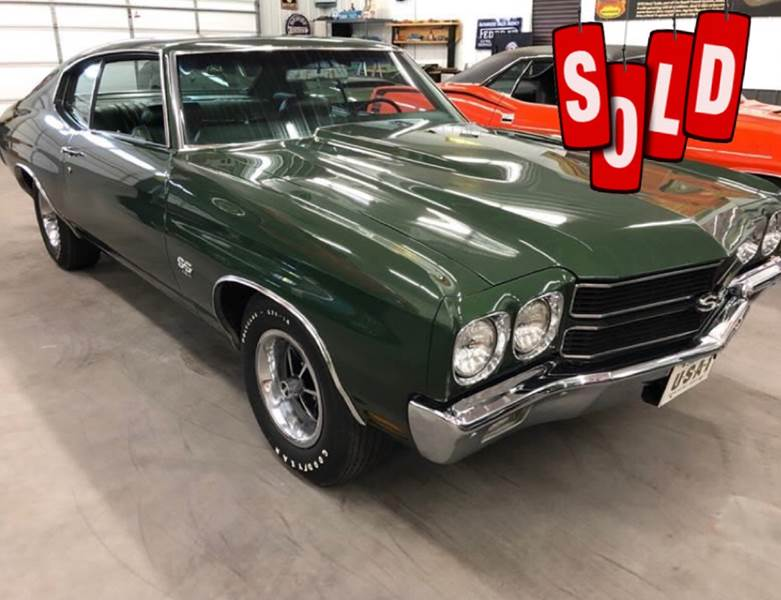 1970 Chevrolet Chevelle LS5 SOLD SOLD SOLD