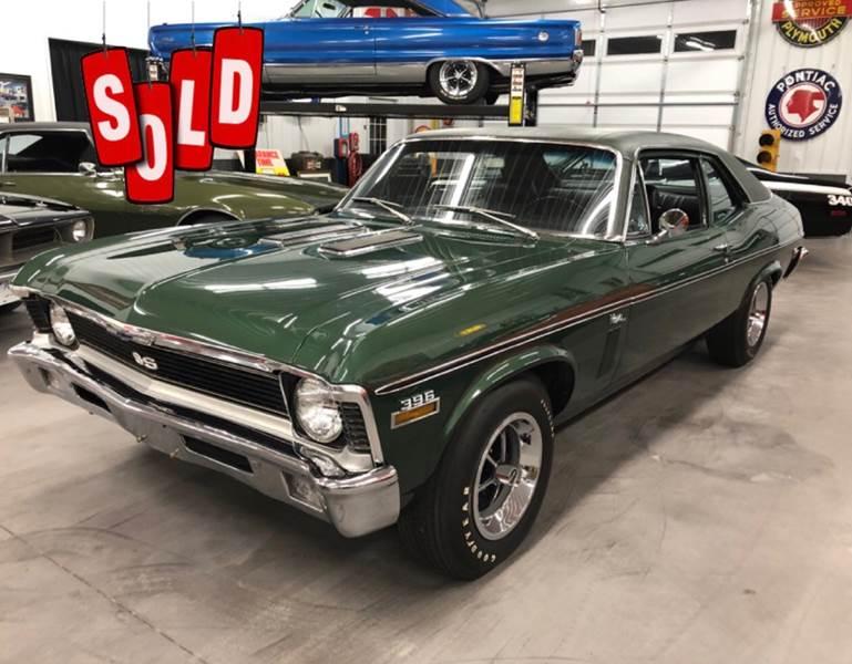 1970 Chevrolet Nova SS L78 SOLD SOLD SOLD