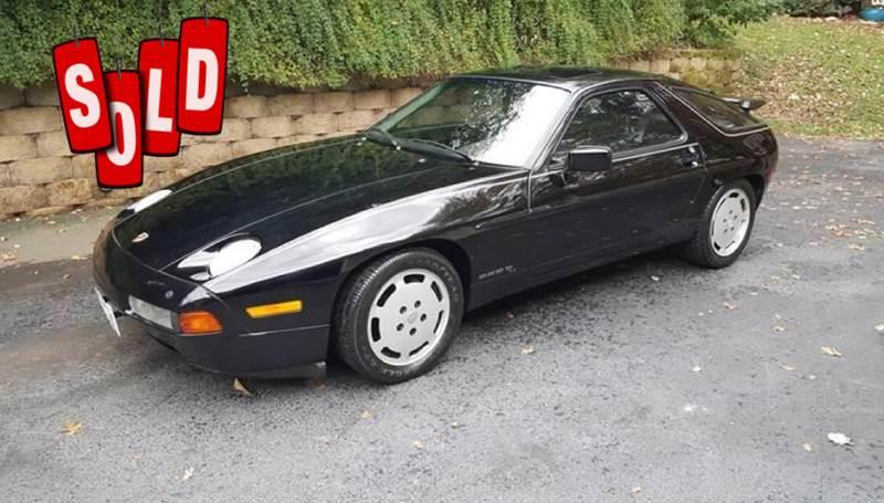 1987 Porsche 928 SOLD SOLD SOLD