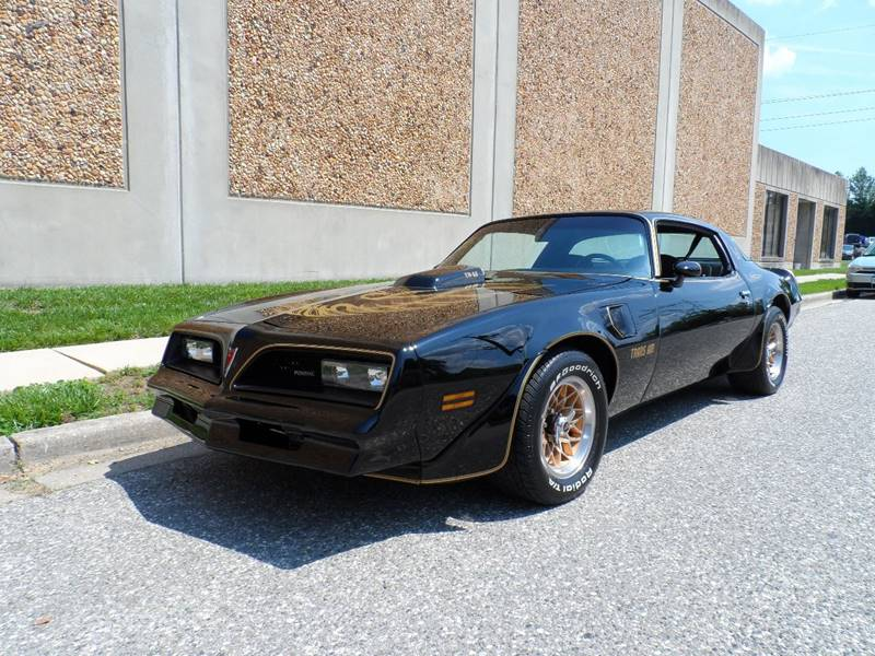 1978 Pontiac Trans Am SOLD SOLD SOLD