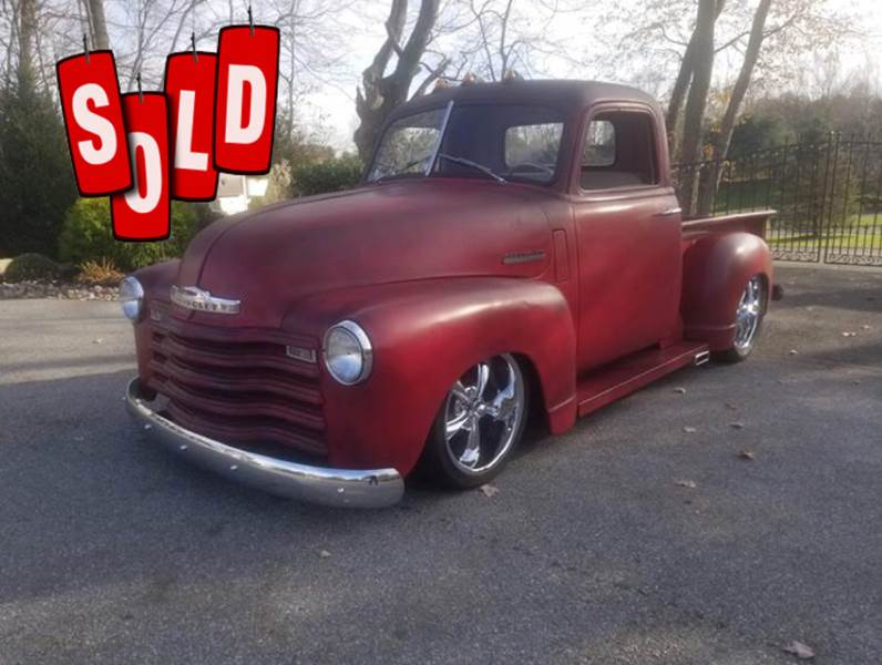 1947 Chevrolet 3100 SOLD SOLD SOLD