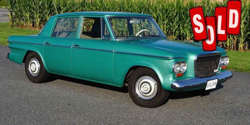 1963 Studebaker Lark SOLD SOLD SOLD