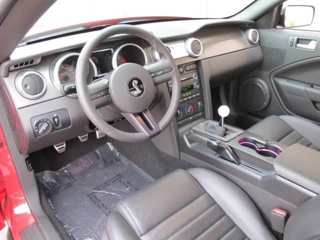 2008 Ford Shelby GT500 for sale at The Best Muscle Cars in Clarksburg MD