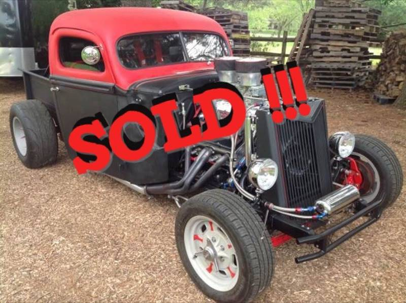 1947 Ford STREET ROD SOLD SOLD SOLD
