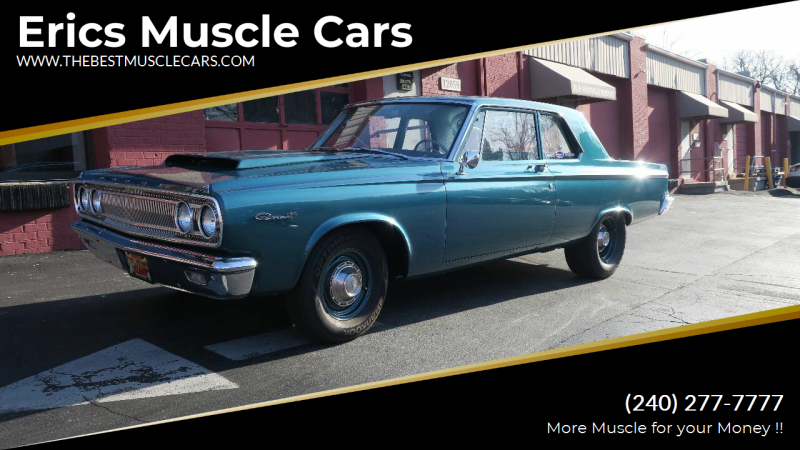 1965 Dodge HEMI Coronet