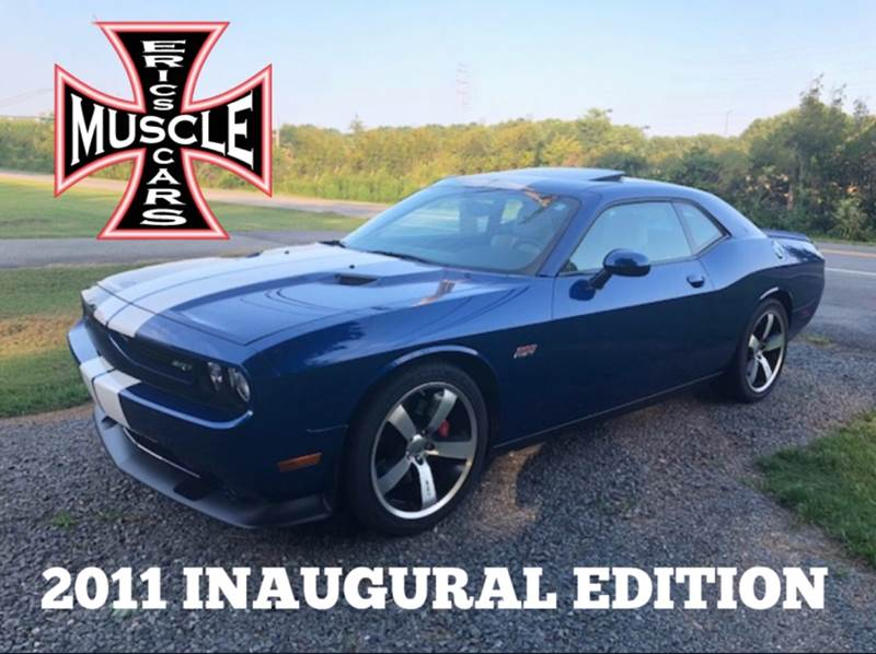 2011 Dodge Challenger Inaugural Edition