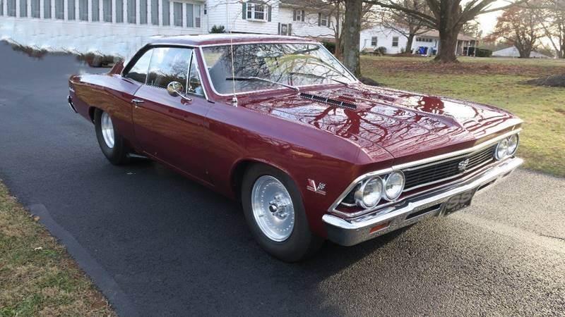 1966 Chevrolet PRO STREET Chevelle