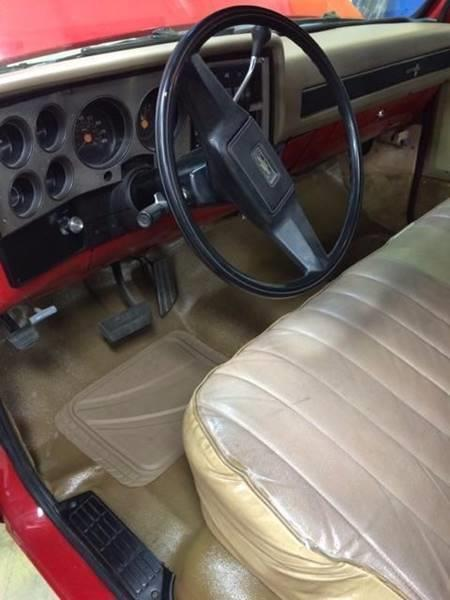 1985 Chevrolet C/K 30 Series for sale at The Best Muscle Cars in Clarksburg MD