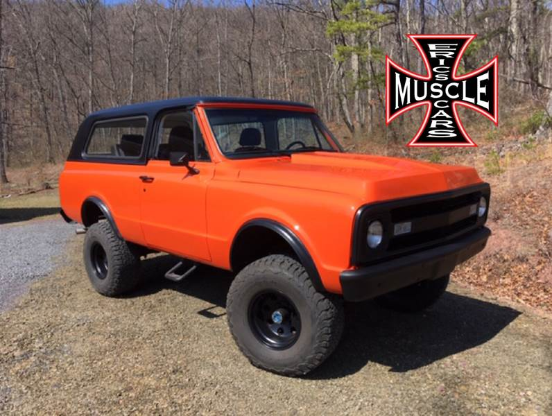 1971 GMC Jimmy 4 X 4