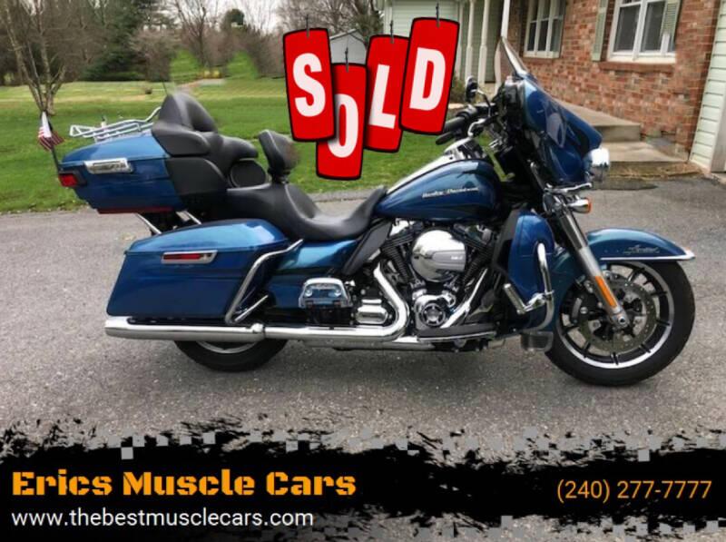 2014 Harley-Davidson Electra Glide SOLD SOLD SOLD