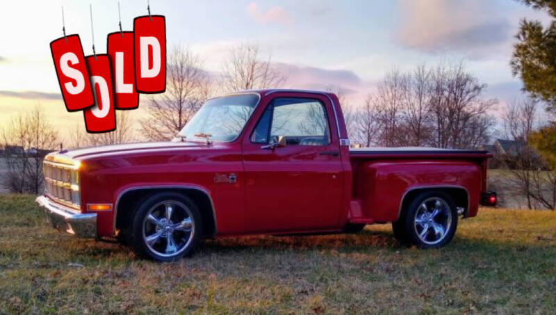 1986 GMC C1500 Series SOLD SOLD SOLD