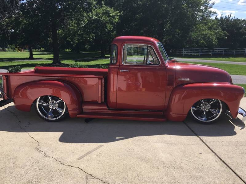 1949 Chevrolet 150 RESTOMOD