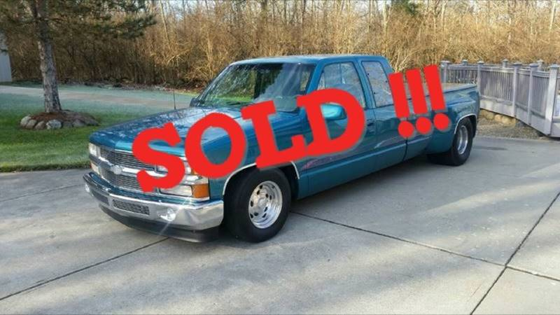 1994 Chevrolet CK 1500 Series  SOLD SOLD SOLD