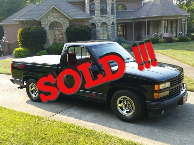1990 Chevrolet CK1500 SS 454 SOLD SOLD SOLD