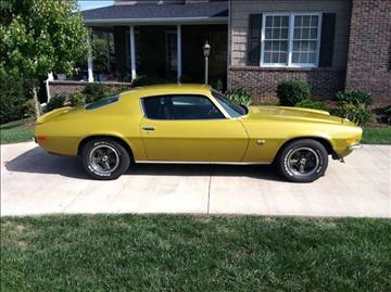 1971 Chevrolet Camaro for sale at The Best Muscle Cars in Clarksburg MD
