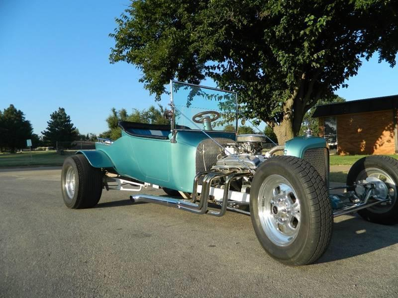 1928 Ford T Bucket Roadster for sale at The Best Muscle Cars in Clarksburg MD