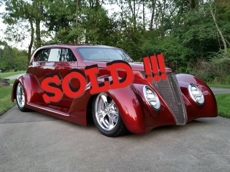 1937 Ford Coupe SOLD SOLD SOLD