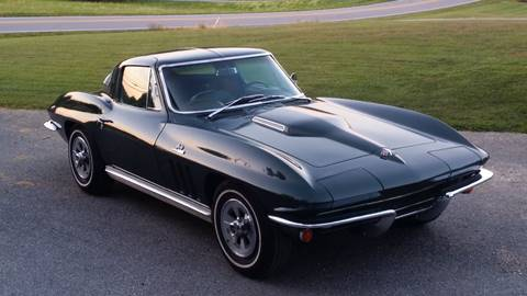 1965 Chevrolet Corvette for sale at The Best Muscle Cars in Clarksburg MD
