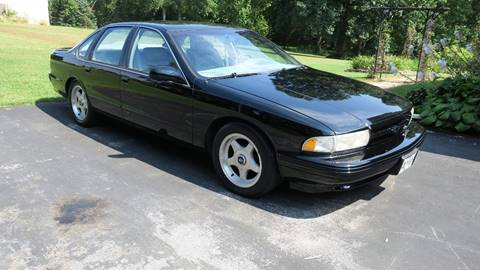 1996 Chevrolet Impala for sale at The Best Muscle Cars in Clarksburg MD