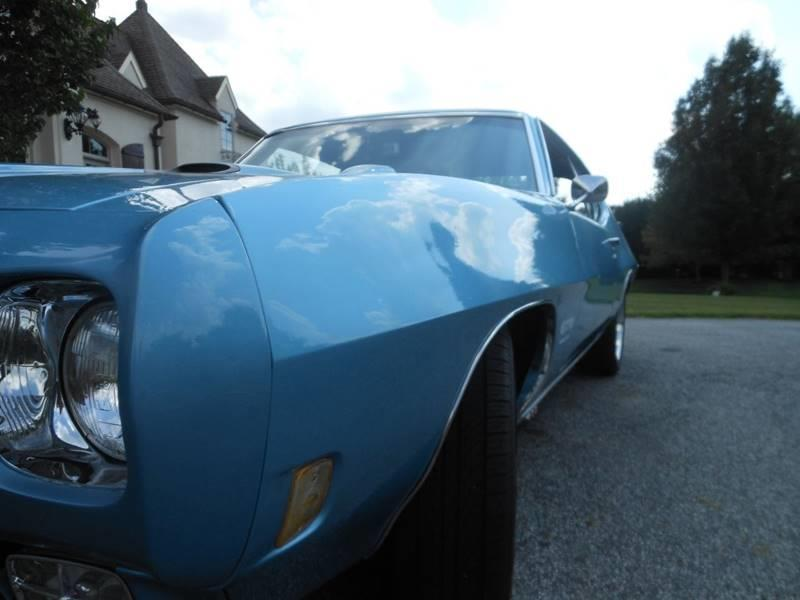 1970 Pontiac GTO for sale at The Best Muscle Cars in Clarksburg MD