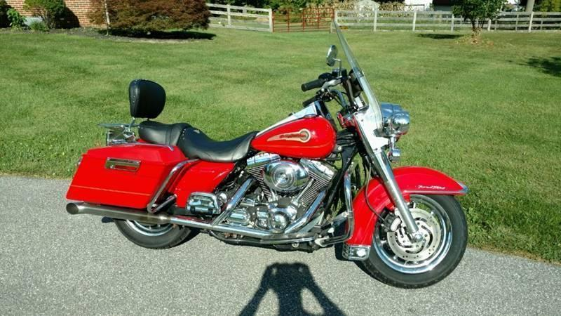 2002 Harley-Davidson Touring for sale at The Best Muscle Cars in Clarksburg MD